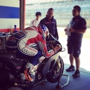 Moto GP – Honda: Casey Stoner reprend du service