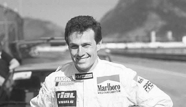 F1 : Andrea de Cesaris se tue en moto