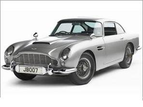 Information Confidentielle : la DB5 de James Bond à vendre