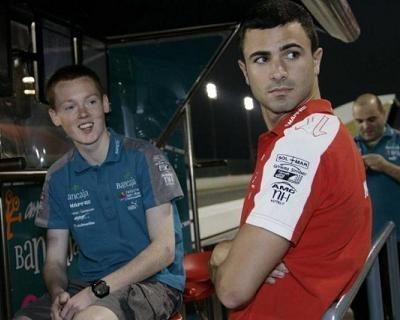 GP250 - Test Qatar: Di Meglio satisfait et concentré