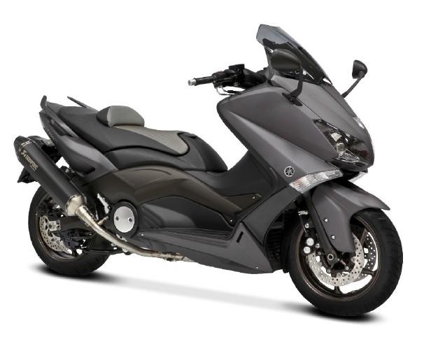 La série accessoirisée Yamaha: T-Max 530