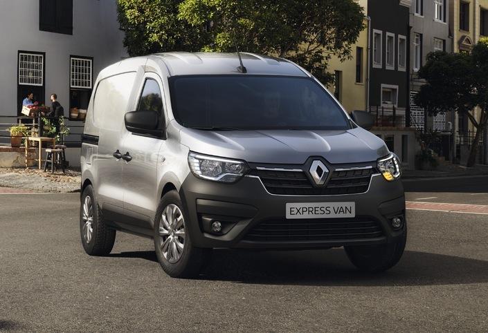 Nouveau Renault Express Van : prix à partir de 17 500 € HT - Caradisiac.com