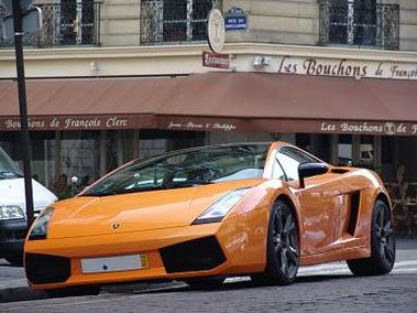 Lamborghini Gallardo : le 3000ième taureau entre dans l'arène