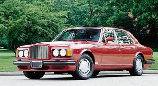 La Bentley Turbo R va renaître