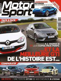 Renault Mégane RS Trophy-R vs Seat Leon Cupra Performance : le match retour par Motorsport