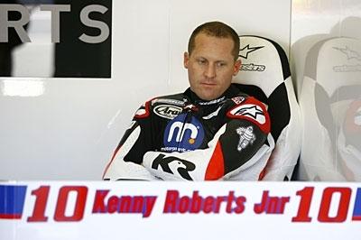Moto GP: Substitution de famille confirmée chez Roberts.