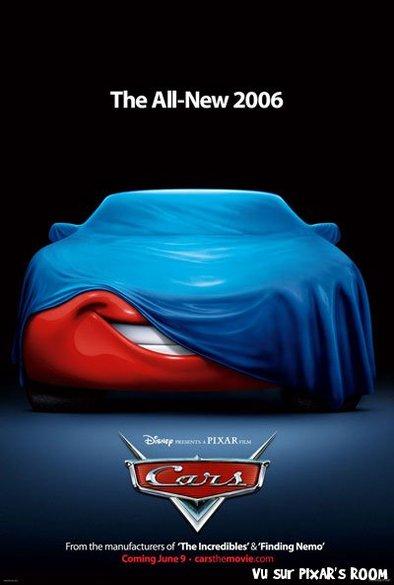 Cars, le dernier film Pixar
