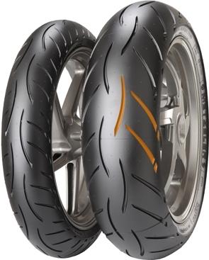 Un nouveau Metzeler dans les tuyaux: le pneu Supersport Sportec M5 Interact.