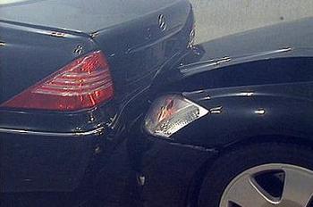 """Nouvelle """"affaire"""" Mercedes après celle de la classe A"""