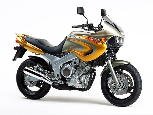 Essai : Yamaha 850 TDM