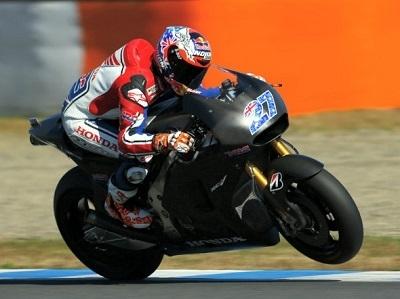 Moto GP - Honda: Casey Stoner a roulé deux jours au Motegi