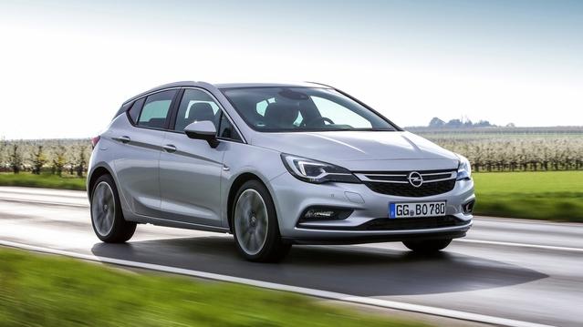 Opel : l'Astra déclinée en version diesel 160 ch