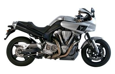 Photo du jour : Nouveauté 2007, Yamaha MT-OS