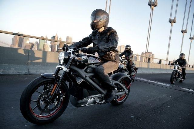 Nouveauté - Harley-Davidson: la LiveWire sera là bien là en 2019