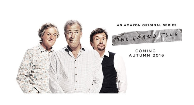 """Le show présenté par Clarkson sur Amazon s'appelle finalement """"The Grand Tour"""""""