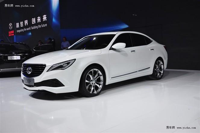 Pékin 2012 : BAIC C50E, C60F, C51X, C90L et C70G, vous la reconnaissez ?