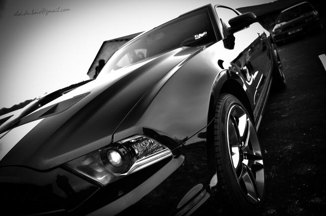 Partons à la découverte du Circuit de l'Eure en Shelby GT500 !