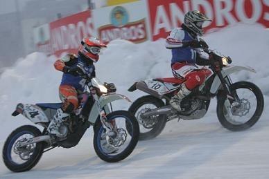 Trophée Andros, Lans en Vercors, les deux finales pour Sylvain Dabert