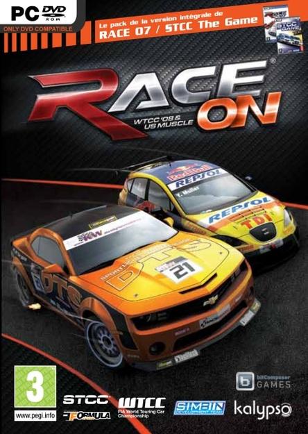 Race On, jouez au WTCC, STCC et bien plus sur votre PC
