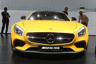 Mercedes AMG GTMercedes AMG GT