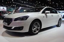 Peugeot 508 restyléePeugeot 508 restylée