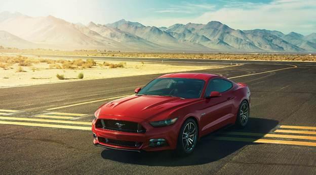 50 Ford Mustang prévues pour la France vendues en 1 heure