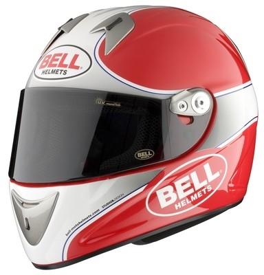 Coloris Indy pour l'intégral Bell au look vintage.