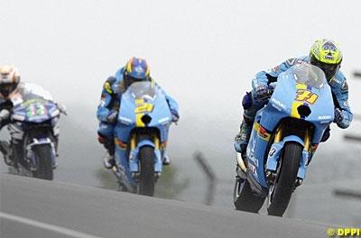 Moto GP: Melandri et Suzuki ont pris langue.