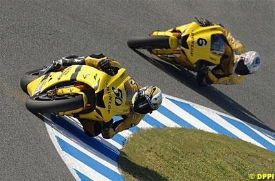 Moto GP: Serait-ce la dernière saison de Dunlop ?