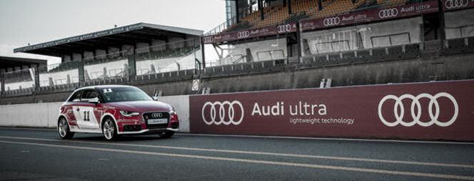 Gagnez l'Audi Endurance Experience avec Forza 4