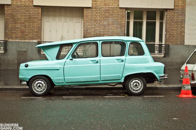 Insolite : les étranges mutations automobiles de Michel Gondry
