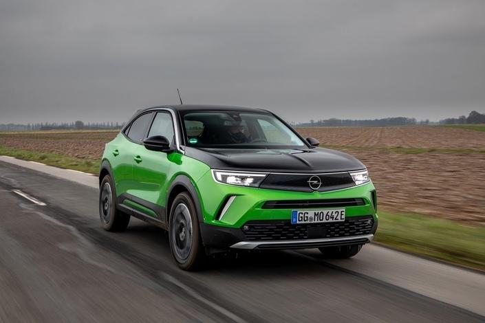 L'Opel Mokka arrive en concession : cousin germain - Caradisiac.com