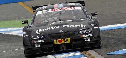DTM 2012 avec Audi, BMW et Mercedes, c'est parti!