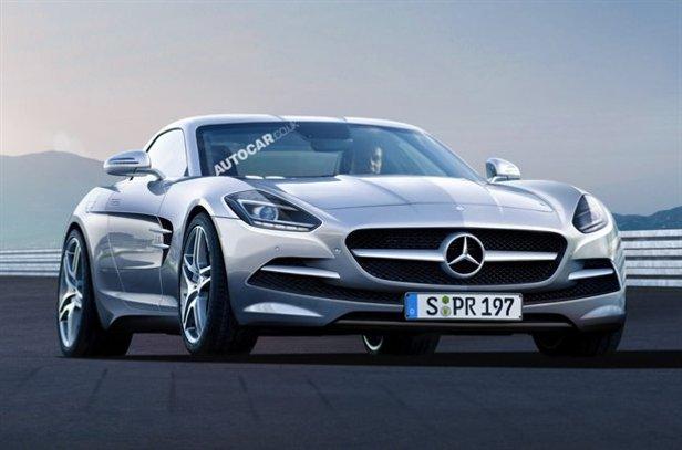 Future Mercedes SLC : vraiment confirmée