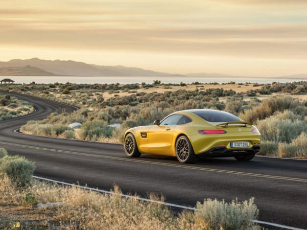 Mercedes-AMG dévoile les prix de la GT et de la C63