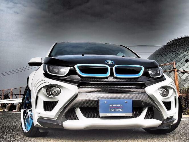 Une BMW i3 tuning, ça vous dit ?