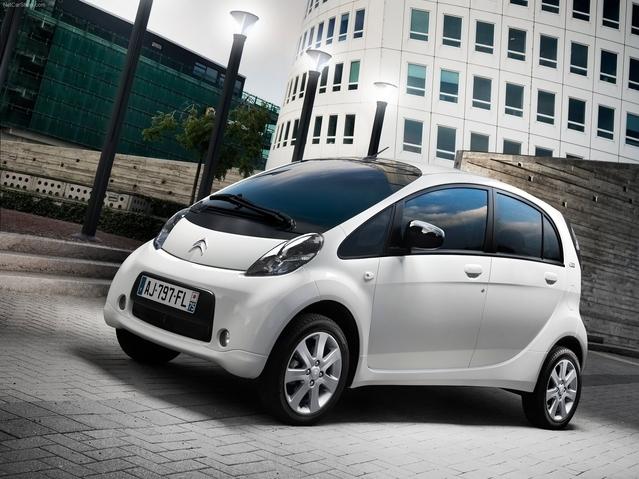 Citroën C-Zéro: 29050€ en 2010, 11655€ aujourd'hui!