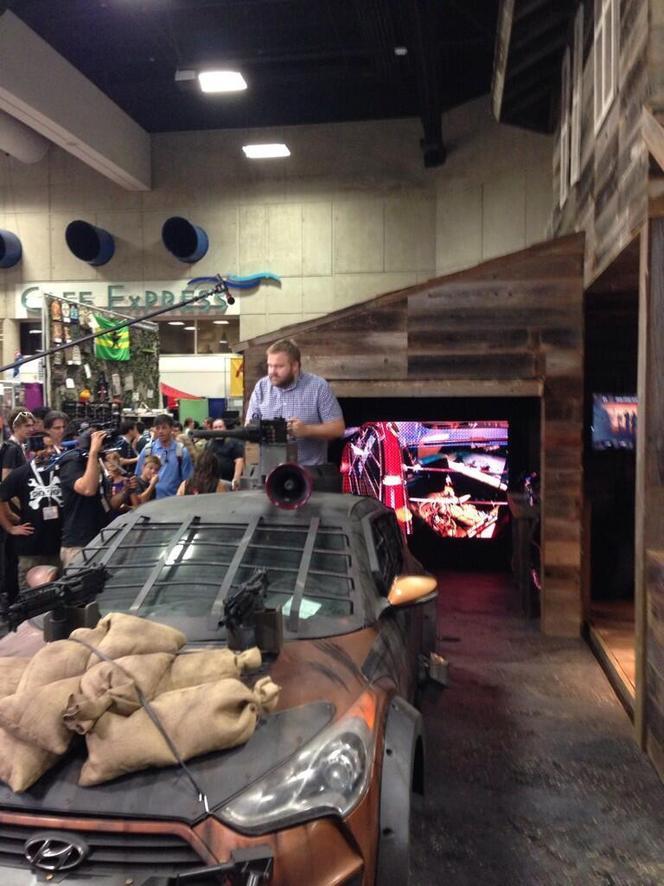 Hyundai Veloster Zombie Survival Machine : la voiture anti-radar parfaite