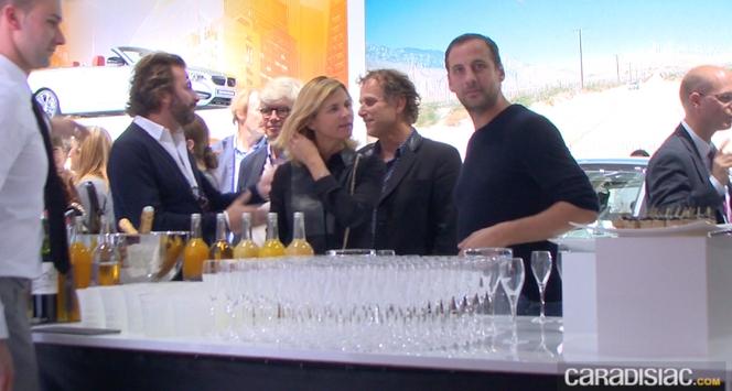 Caradisiac vous ouvre les portes des salons VIP - Vidéo en direct du salon de Paris 2014
