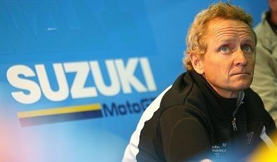 Moto GP: Suzuki: Pour qui la troisième GSV-R en 2008 ?