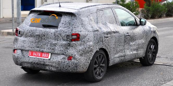Renault et la tentation d'un crossover Twingo