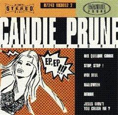 "Boite à musique : Candie Prune - ""Effet Eiffel"""