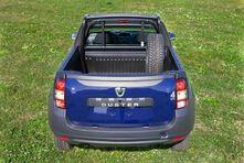 Nouveau Dacia Duster Pick-Up, une série limitée et spéciale