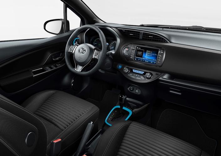 Toyota Yaris: une nouvelle série spéciale Cyan