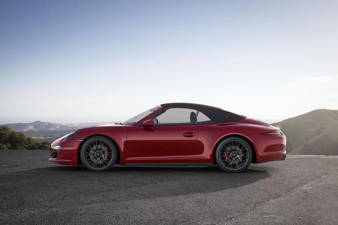 Porsche dévoile la nouvelle Carrera GTS