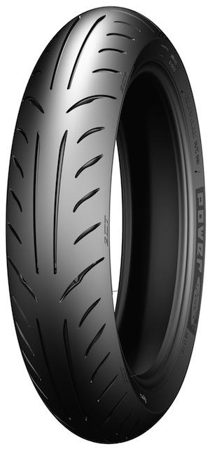 Michelin présente le Power Pure SC : le premier pneumatique bi-gomme pour scooter