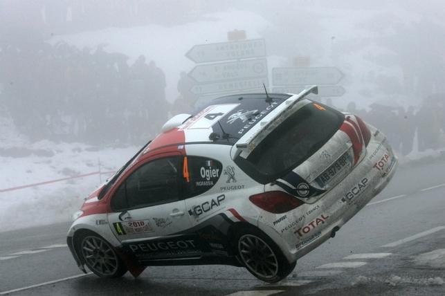 IRC Monte-Carlo ES 5, 6 & 7 : Meeke au trou, Hirvonen ne lâche rien