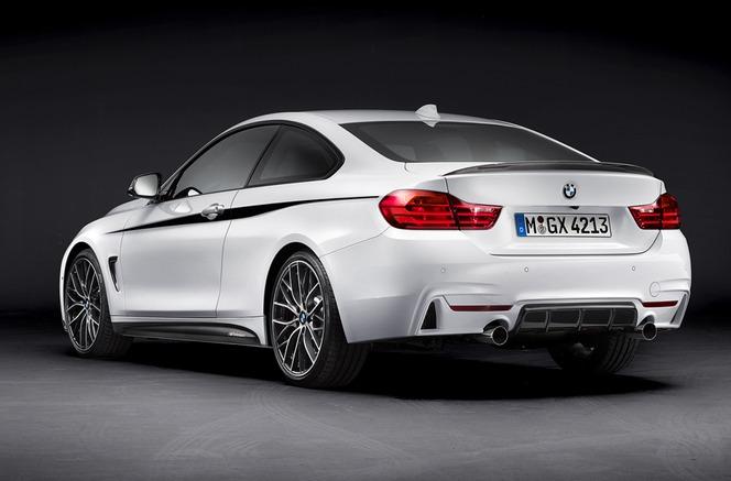 BMW présente le pack M Performance pour la Série 4