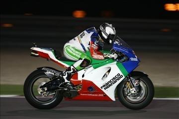 Moto GP - Qatar D.1: Gibernau cherche son souffle