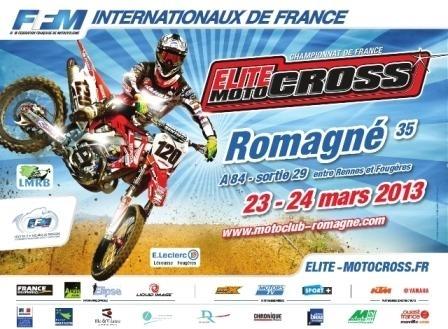 MX France Elite – Sommières ce dimanche juste avant Romagné la semaine prochaine
